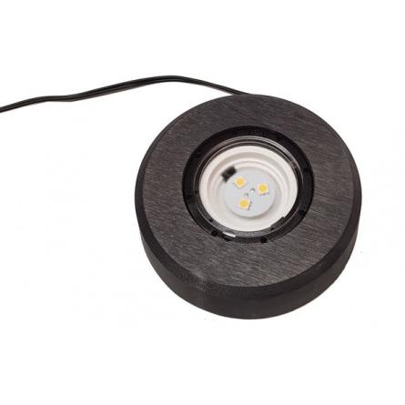 Ljussockel RW110 Black LED