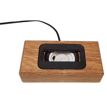 Ljussockel RECW140 Oak LED