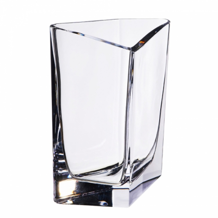 Square Vase, H 28cm