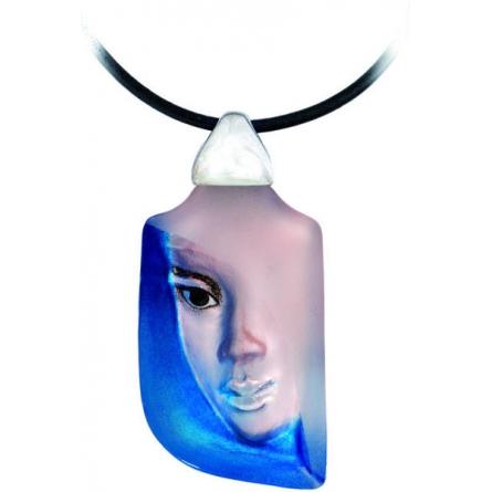 Mazzai blue necklace
