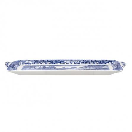 Blue Italian Smörgåstallrik 33cm