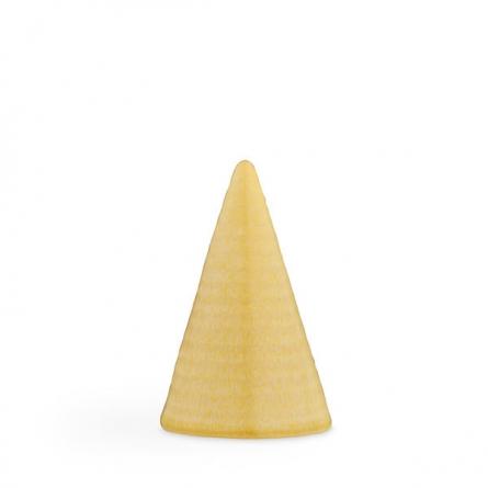 Glasyrtopp Yellow 11cm