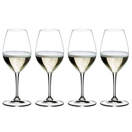 Vinum Champagne 44,5cl, 4-pack