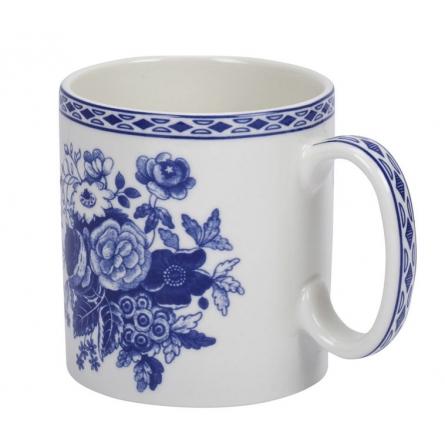 Blue Room Mugg, blue Rose 25cl