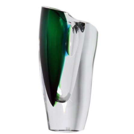 Green Drop Vas, H 27cm