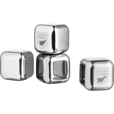 City Ice cubes 4-pack