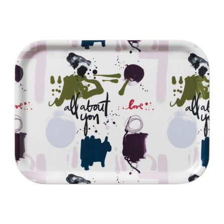 All About You Tray, 27cm