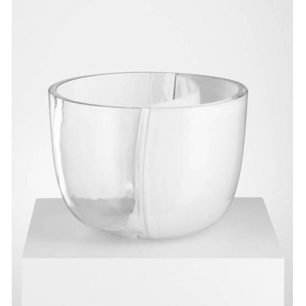 Bowl duo white/Clear