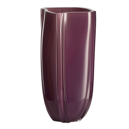 Soft vase Aubergine