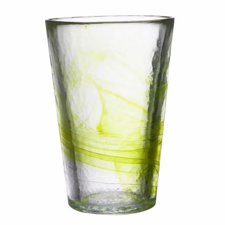 Mine vase Lime, H 19cm