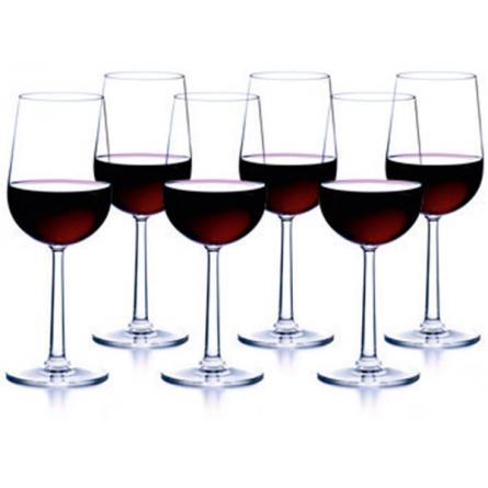 Grand Cru Bordeaux Rödvinsglas 45cl, 6-pack