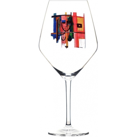 In Between Worlds Wine glass 75cl