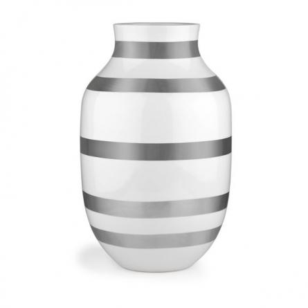 Omaggio Vas Large, Silver