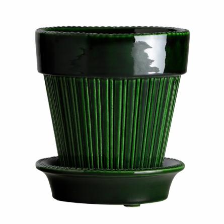 Simona Kruka grön ø 16 cm