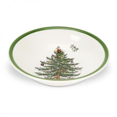 Christmas Tree Skål, 15 cm