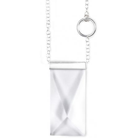 Spektra halsband Silver