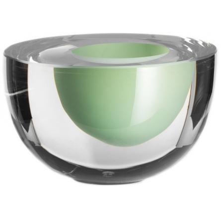 Solid Klarglas Ljusgrön