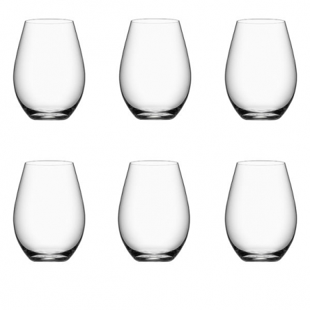 MORE Multi Glas 38cl, 6-Pack