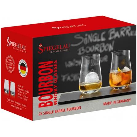Single Barrel Bourbon 38cl, 2-pack