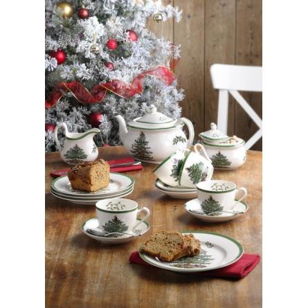 Christmas Tree Mug 40 cl, 4-pack