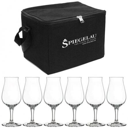 Expert whiskey glass & bag 17cl, 6-pack
