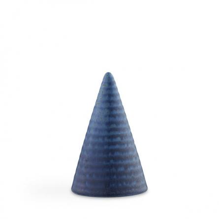 Glasyrtopp Midnight blå 11cm