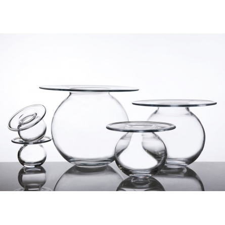 Boblen Mini Vase Ø, 9.5cm