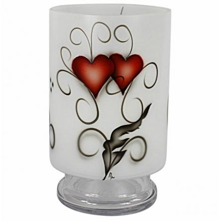 Crystal Ink Stormlykta hjärta