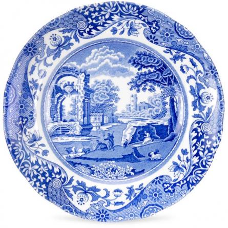 Blue Italian assiette 15cm