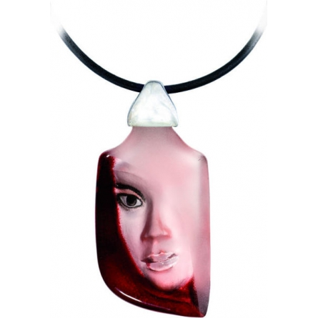 Mazzai red necklace