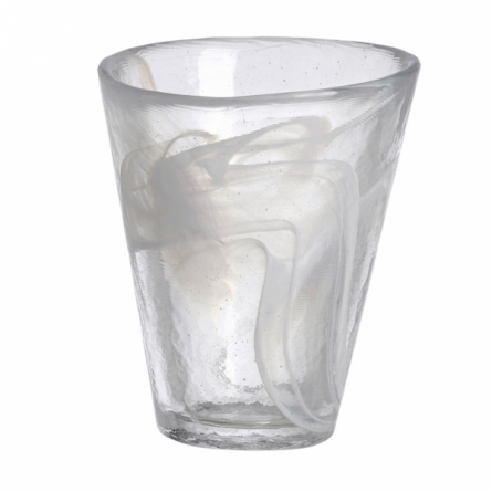 Mine Glas White, 30cl