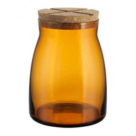 Bruk cork lid 170cl Amber