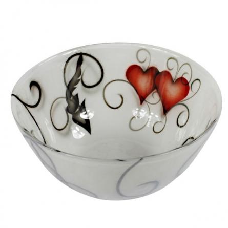 Crystal Ink Skål heart