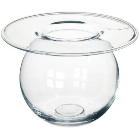 Boblen Vase Clear, Ø 21cm