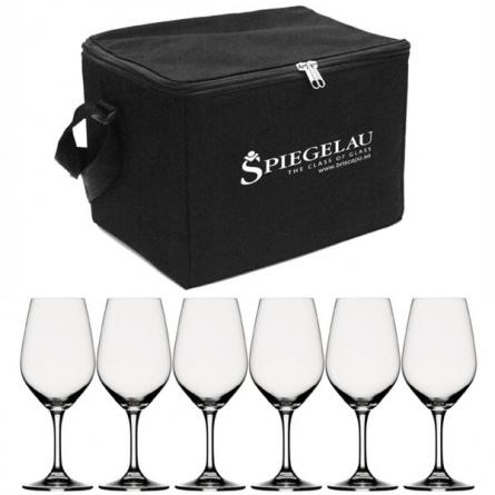 Expert vinglas & väska 26cl, 6-pack