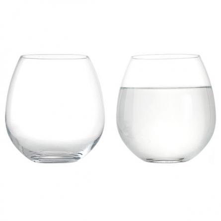 Premium Vattenglas 52cl 2st