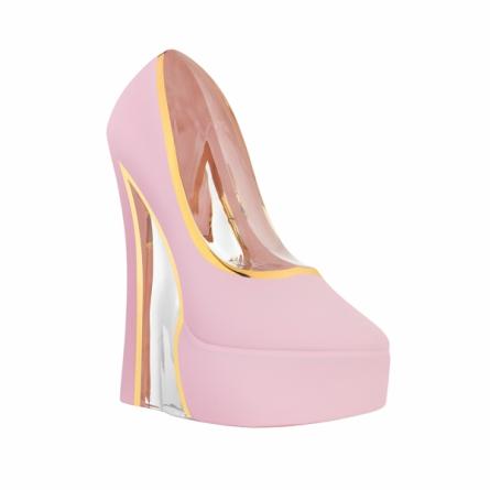 Make Up Pearl rosa Shoe