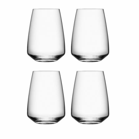 Pulse Vattenglas 4-pack