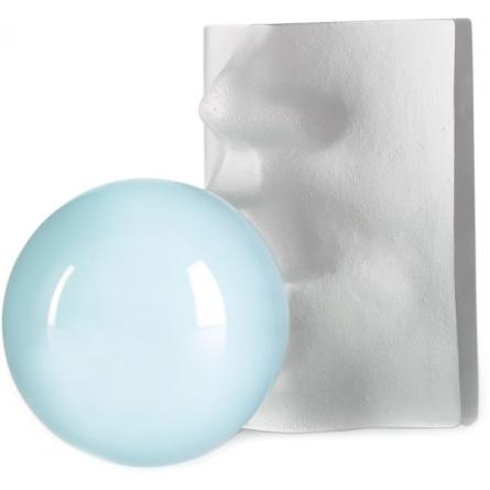 Bubbles, blue