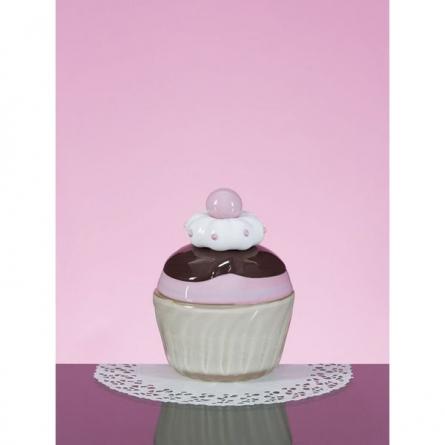 Cupcake rosa Paradise