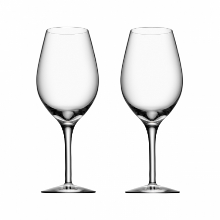 More wine glass 44cl, 2-pack