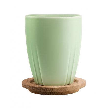 Bruk Mug Green 35cl 2-pack