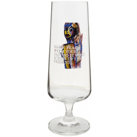Make Peace Ölglas, 50 cl