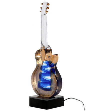 Guitar blue Spin 2018