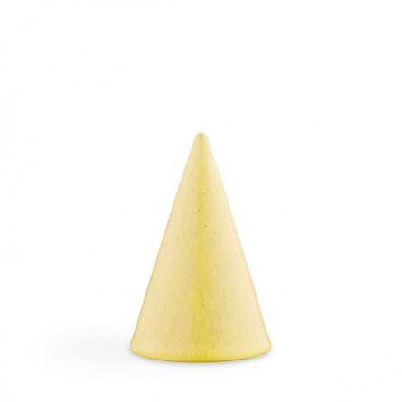 Glasyrtopp Light Yellow 11cm