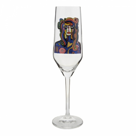 Mind Control Champagneglas 30cl