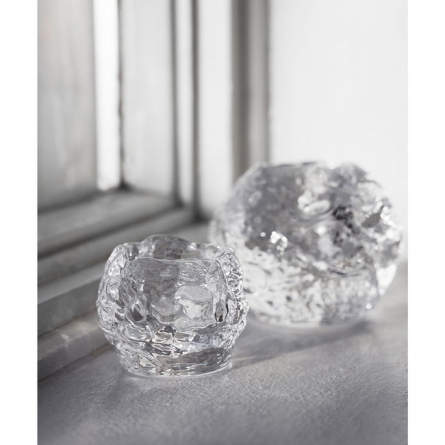 Snowball votive