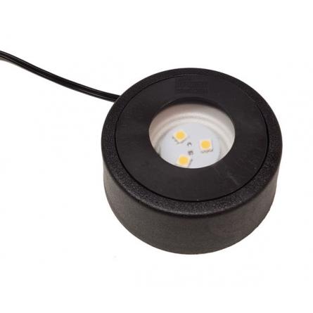 Ljussockel RP75 Black LED