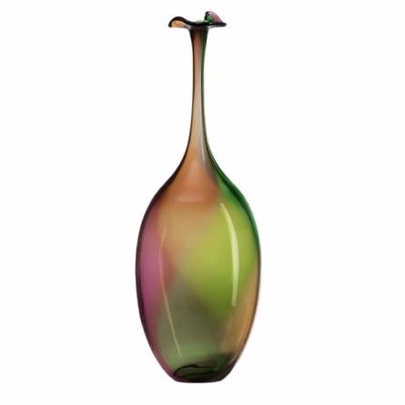 Fidji bottle Green, H 45cm