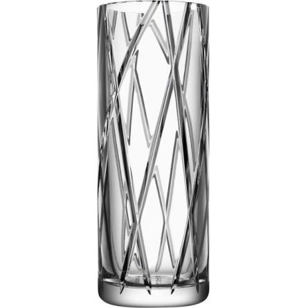 Explicit Stripe vase